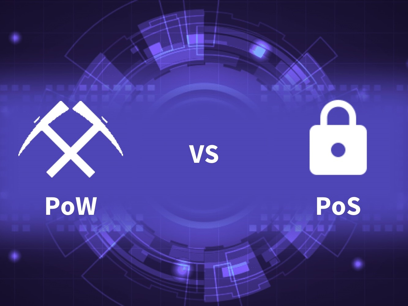 Proof of work vs proof of stake - P.1