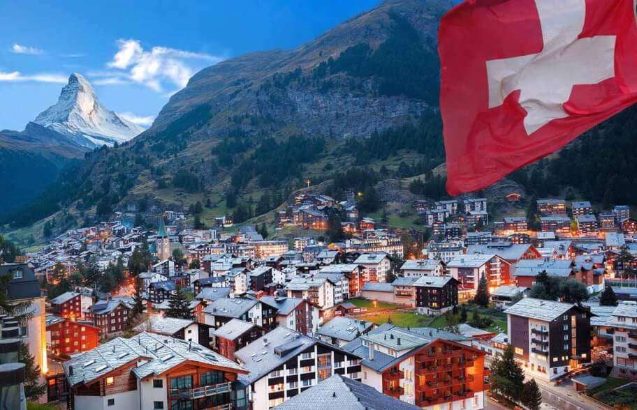 swiss, Switzerland, blockchain, ico, token, malta, crypto valley, blockchain island