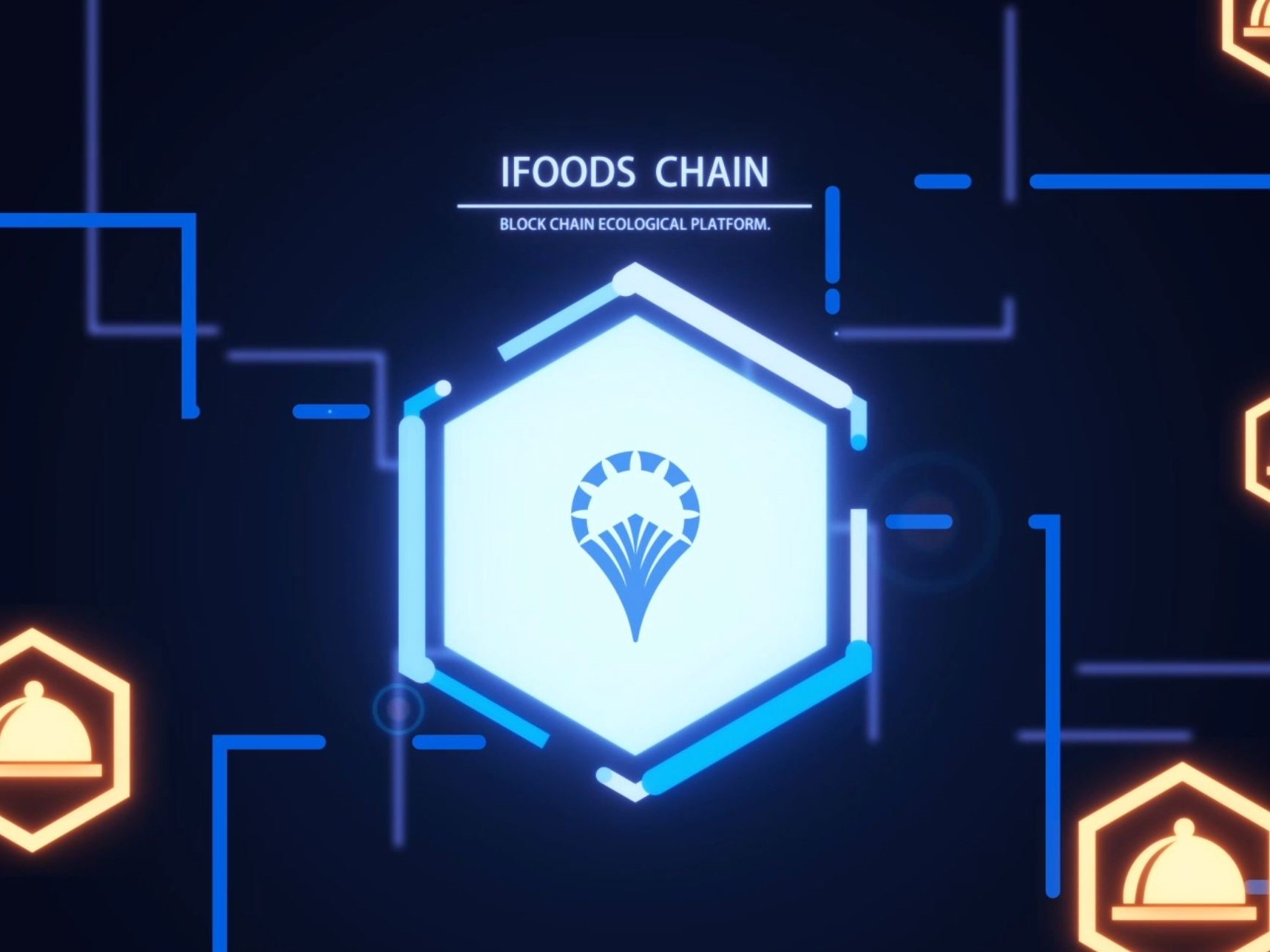 Meeting Ifoods chain - the blockchain and food combination company