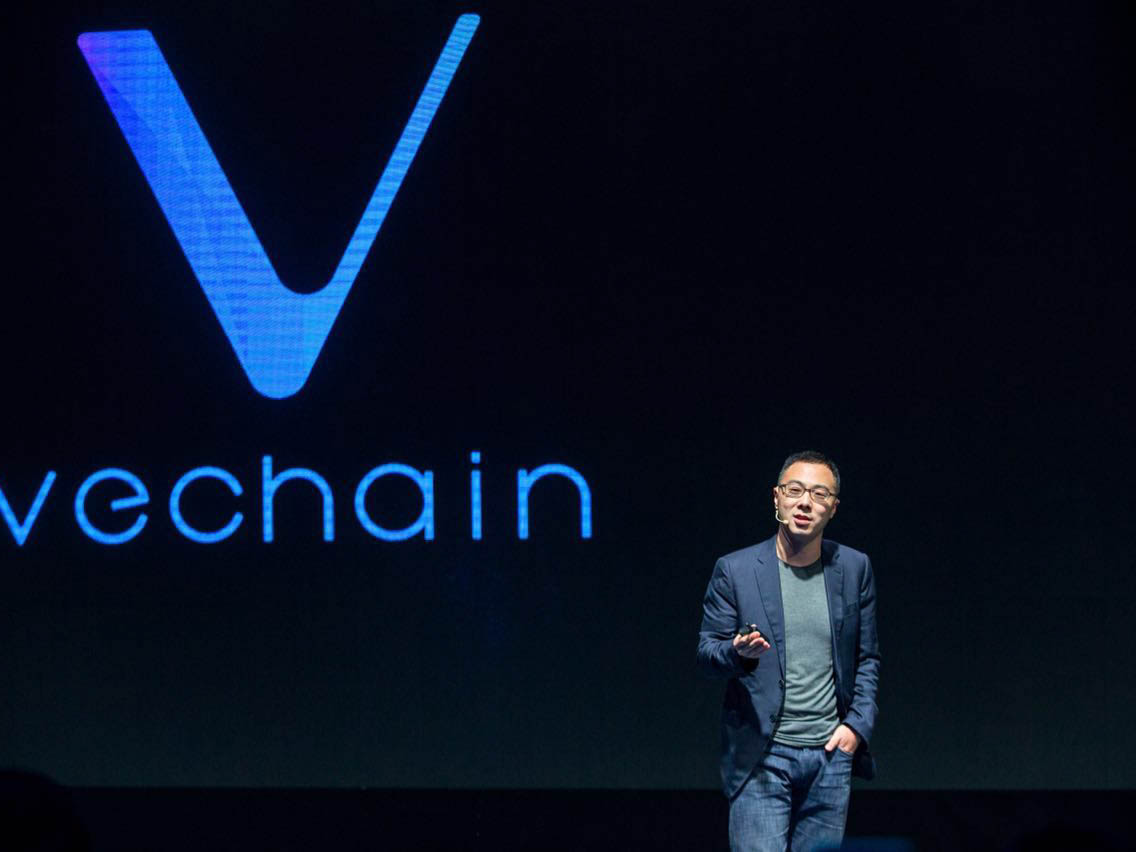 VeChain - The first one to offer supplier management services using blockchain
