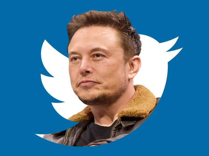 Elon Musk complained about cryptocurrencies Twitter scam bots
