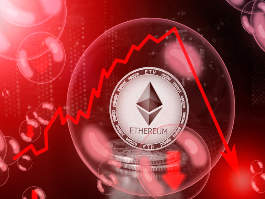 Ethereum (ETHUSD) analysis and forecast (Tue, Sept 11th, 2018): No signals for a bounce back