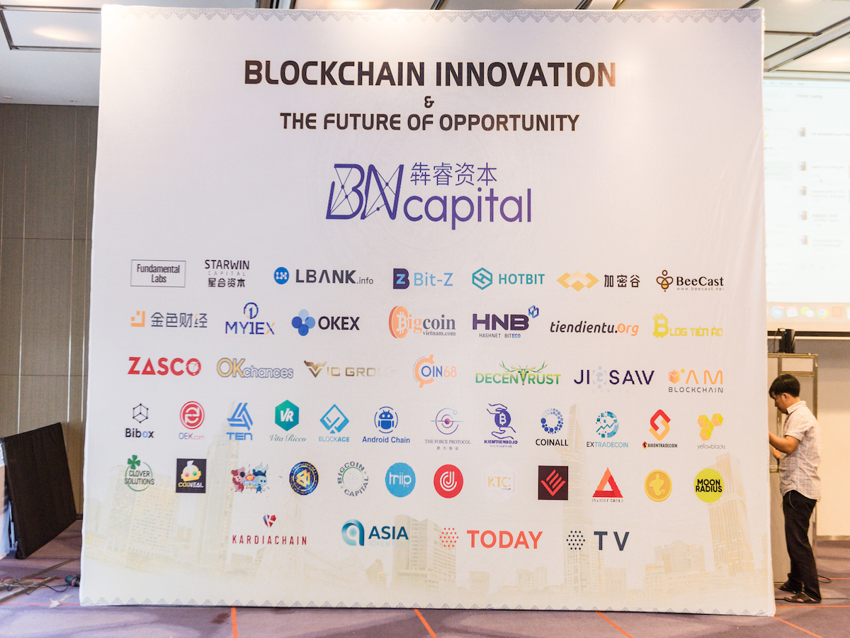 Điểm tin sự kiện 'Blockchain Innovation & The Future of Opportunity' ngày 14/04/2019
