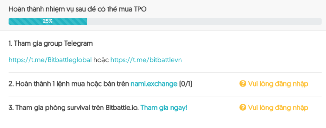 TPO, nami tpo, nami exchange, nami launchpad, bitbattle.io, spin, eth, ieo, ico, SPIN mở bán TPO, hoa hồng SPIN