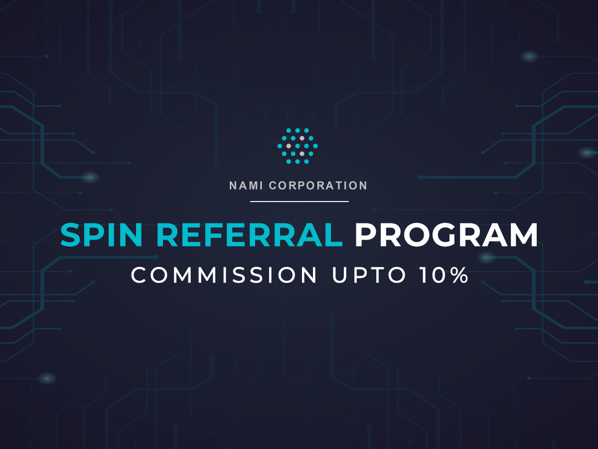 SPIN Partner Program - UP to 10% Commission