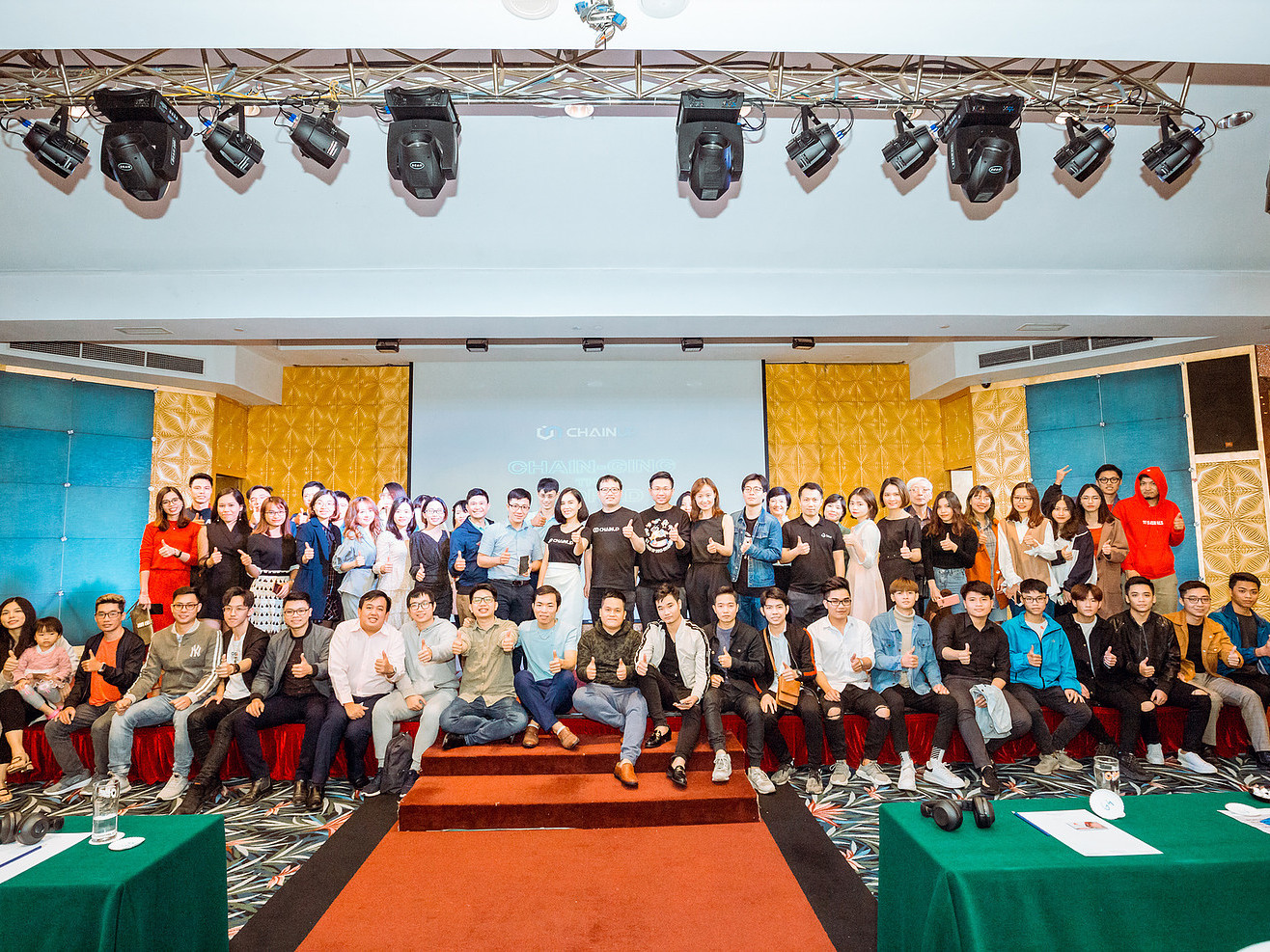 Chain-ging the World — ChainUP Concludes Asian Tour Meet-up tại Malaysia & Việt Nam
